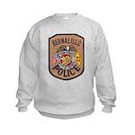 Bernalillo New Mexico Police Kids Sweatshirt