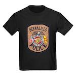 Bernalillo New Mexico Police Kids Dark T-Shirt