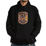 Bernalillo New Mexico Police Hoodie (dark)