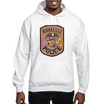 Bernalillo New Mexico Police Hooded Sweatshirt