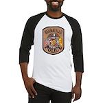Bernalillo New Mexico Police Baseball Jersey