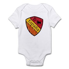 Spain Crest Infant Bodysuit