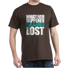 Whatever Happened Dark T-Shirt