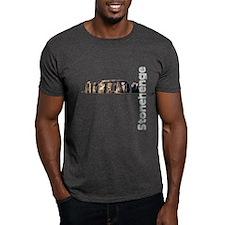 Stonehenge Vertical T-Shirt