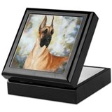 Great Dane Keepsake Box