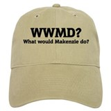 What would Makenzie do? Baseball Cap