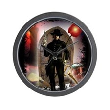 The Dark Tower Wall Clock