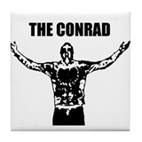 Cute Conrad Tile Coaster