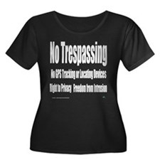 No Trespassing T