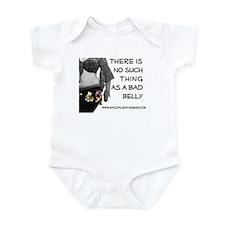 """""""No Bad Belly"""" Infant Bodysuit"""