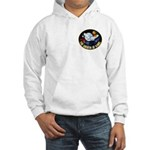 Wrath Of Khan Hooded Sweatshirt