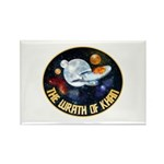 Wrath Of Khan Rectangle Magnet (100 pack)