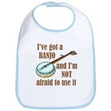 I've Got a Banjo Bib