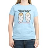 &quot;Say NO to circumcision&quot; Intactivist T-Shirt