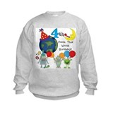 Outta This World 4th Sweatshirt