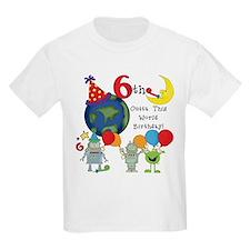 Outta This World 6th T-Shirt