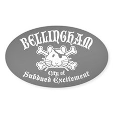 Bellingham Pirate 2 Decal