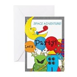 Outta This World Greeting Cards (Pk of 10)