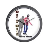 Dancing Outlaw Wall Clock
