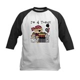 4th Birthday Pirate Tee