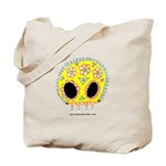 Calavera Tote Bag