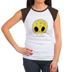 Calavera Women's Cap Sleeve T-Shirt