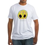 Calavera Fitted T-Shirt
