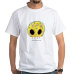 Calavera White T-Shirt