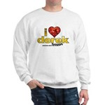 I Heart Derek Hough Sweatshirt