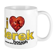 I Heart Derek Hough Coffee Mug