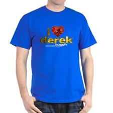I Heart Derek Hough T-Shirt