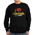 I Heart Derek Hough Dark Sweatshirt (dark)