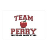 Team Perry Postcards (Package of 8)
