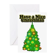 Have a Nice Christmas Greeting Card