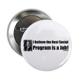 "Ronald Reagan Quote 2.25"" Button (100 pack)"