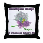 ID Good Things Throw Pillow