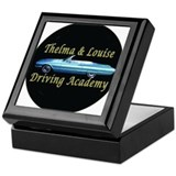 Thelma and Louise Car Key Box