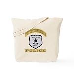 Fort Jones California Police Tote Bag