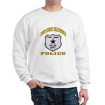 Fort Jones California Police Sweatshirt