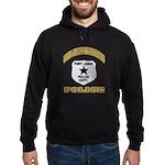 Fort Jones California Police Hoodie (dark)