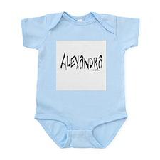 Alexandra Infant Creeper