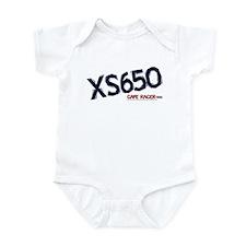XS650 Cafe Racer Infant Bodysuit