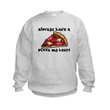 Pizza My Heart Sweatshirt