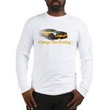 Muscle Car Charge Long Sleeve T-Shirt