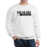 Ebony and Ivory Sweatshirt
