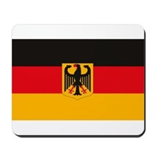 German Flag Mousepad