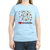 I Love Arachnids T-Shirt
