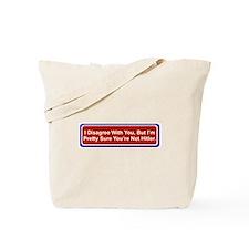Restore sanity Tote Bag