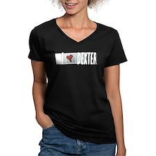 I Heart Dexter Slide Shirt