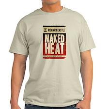 Castle Naked Heat Retro Light T-Shirt
